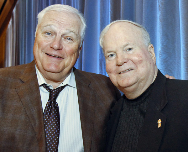 Dale Hansen and Pat Conroy
