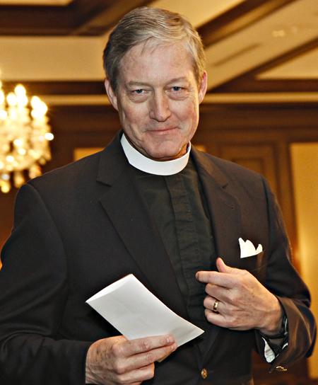 Rev. Dr. Robert Dannals