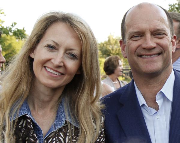 Lynn and Allan McBee (File photo)