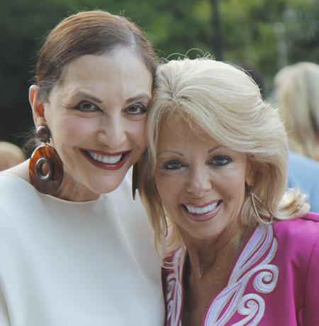 Jan Miller and Carol Roberts