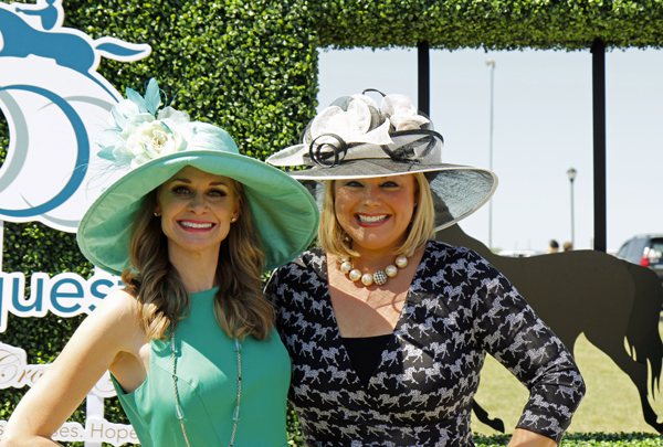 "Triple Crown Gala's  ""Hats And Horses"" Sunkissed Guests And Raised Funds For Equest With New Date And Venue"