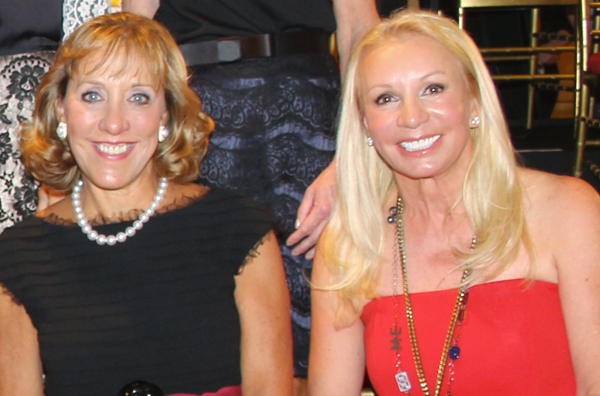 Robyn Conlon and Pat McEvoy (File photo)