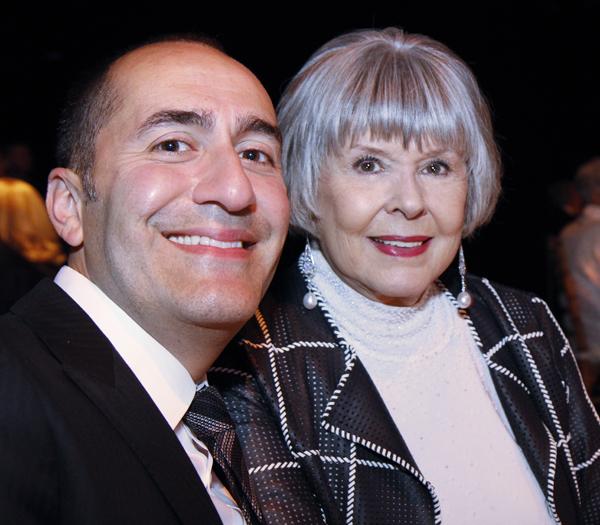 Sami Arslanlar and Dee Wyly