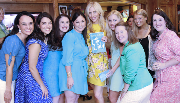 Emily Giffin and Dallas friends