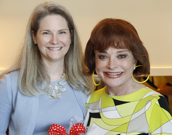 Kristina Whitcomb and Carol Lou Bruton