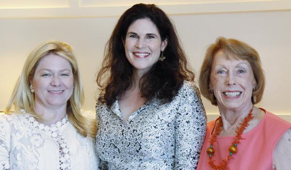 Amy Prestidge, Elizabeth Gambrell and Bette Mullins