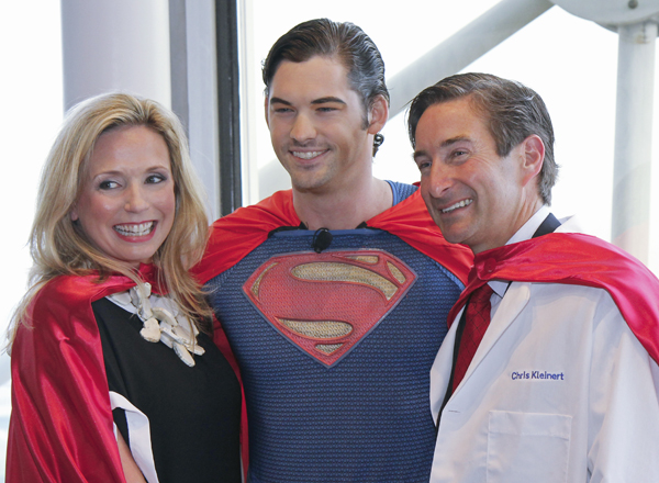 BrightER Campaign Was On Cloud 9 Celebrating Success With Super-Duper Heroes