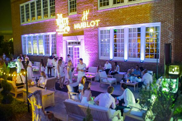 Hublot VIP Lounge*