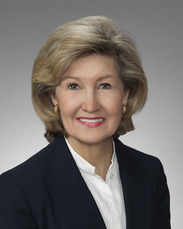 JUST IN: Former Senator Kay Bailey Hutchison To Receive The Senior Source's Spirit Of Generations Award
