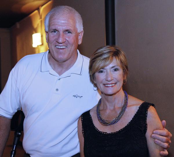 Tom and Donna Rafferty