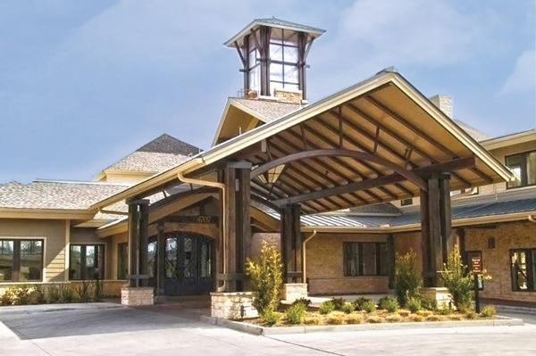 Ronald McDonald House of Dallas entrance*