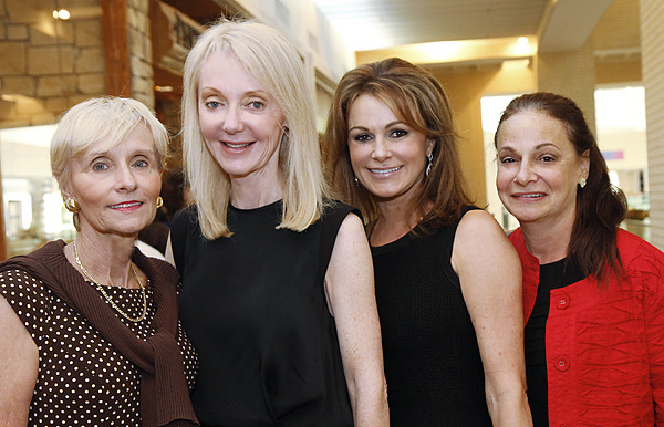 Carol Seay, Shelle Sills, Claire Emanuelson and Deb Goldstein