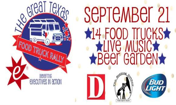 The Great Texas Food Truck Rally*