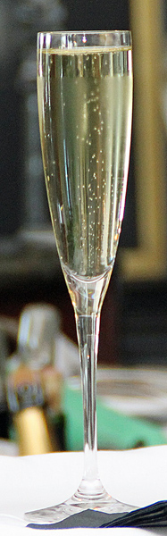 A flute of champagne (File photo)