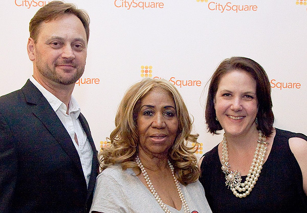 "Despite A Damp Start, CitySquare's ""A Night To Remember"" Shone With The Queen Of Soul And Help For Dallas' Homeless"