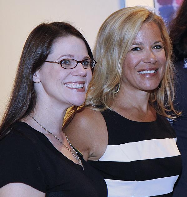 Jenny Scott Dowen and Larissa Linton