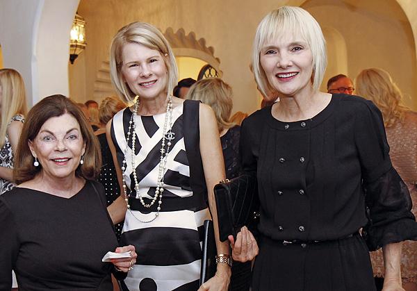 Barbara Stuart, Kerry Sweeney and Erin Mathews