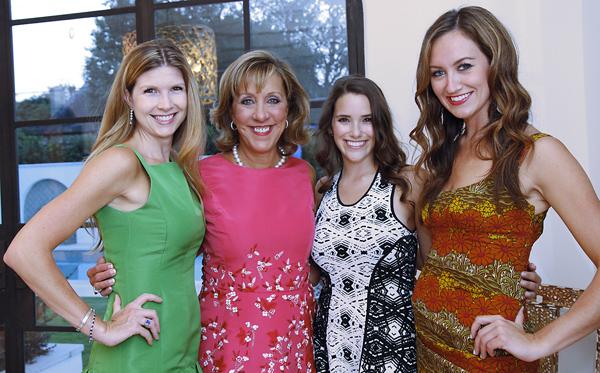 MaryBeth Conlon, Robyn Conlon, Lizzie Herbert  and Megan Somerville