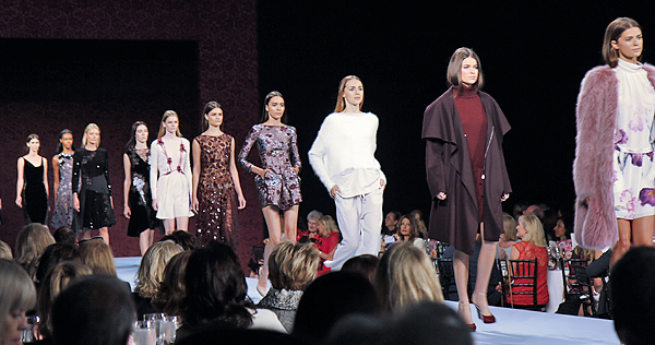 Nina Ricci fashions