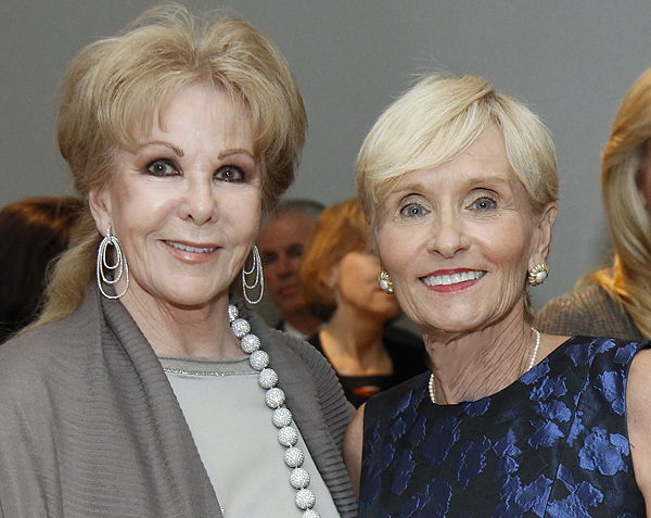 Annette Simmons and Carol Seay