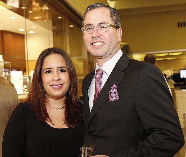 Melanie and Eugene Jabbour