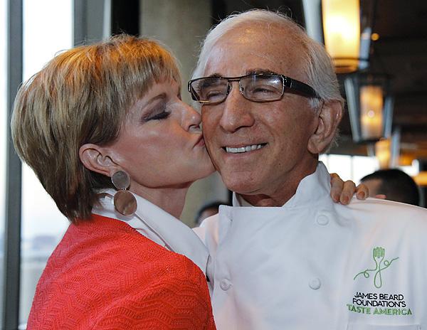 Donna Arp Weitzman and Herb  Weitzman