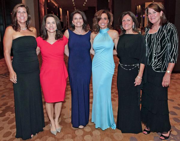 Suzanne Humann, Amy Darrow, Jan Rees-Jones, Toni Shepard, Sue Muller and Valerie Jones*
