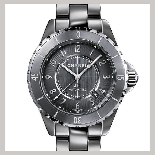 Chanel men's timepiece**