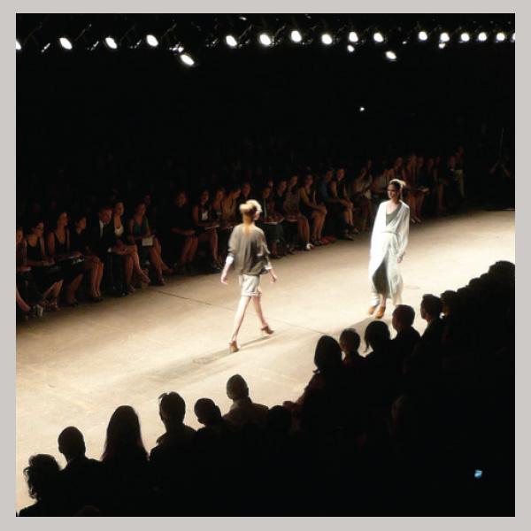 TACA RBC Wealth Management Custom Auction Item #5: New York Fashion Week