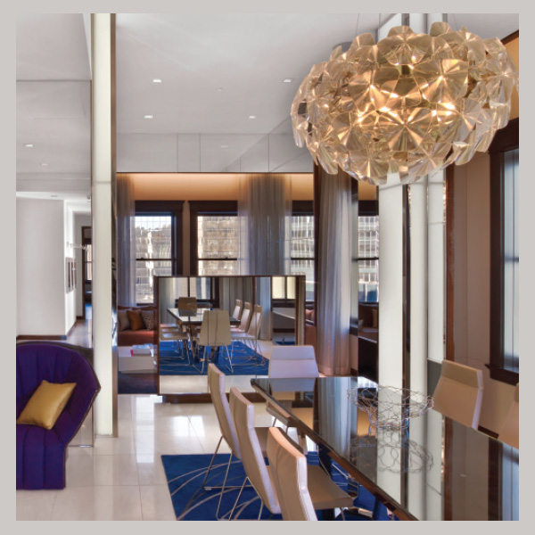 TACA RBC Wealth Management Custom Auction Item #7: Staycation In Downtown Dallas