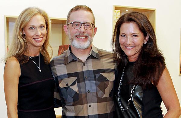 Anne Besser, Brian Luscher and Jackie Moore*