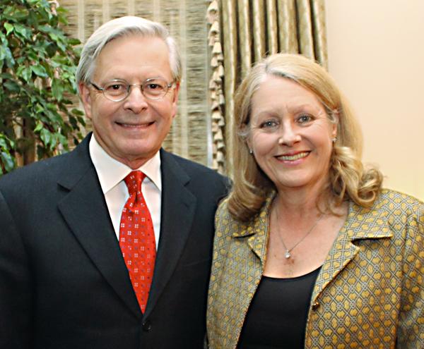 Brice and Cynthia Beaird (File photo)