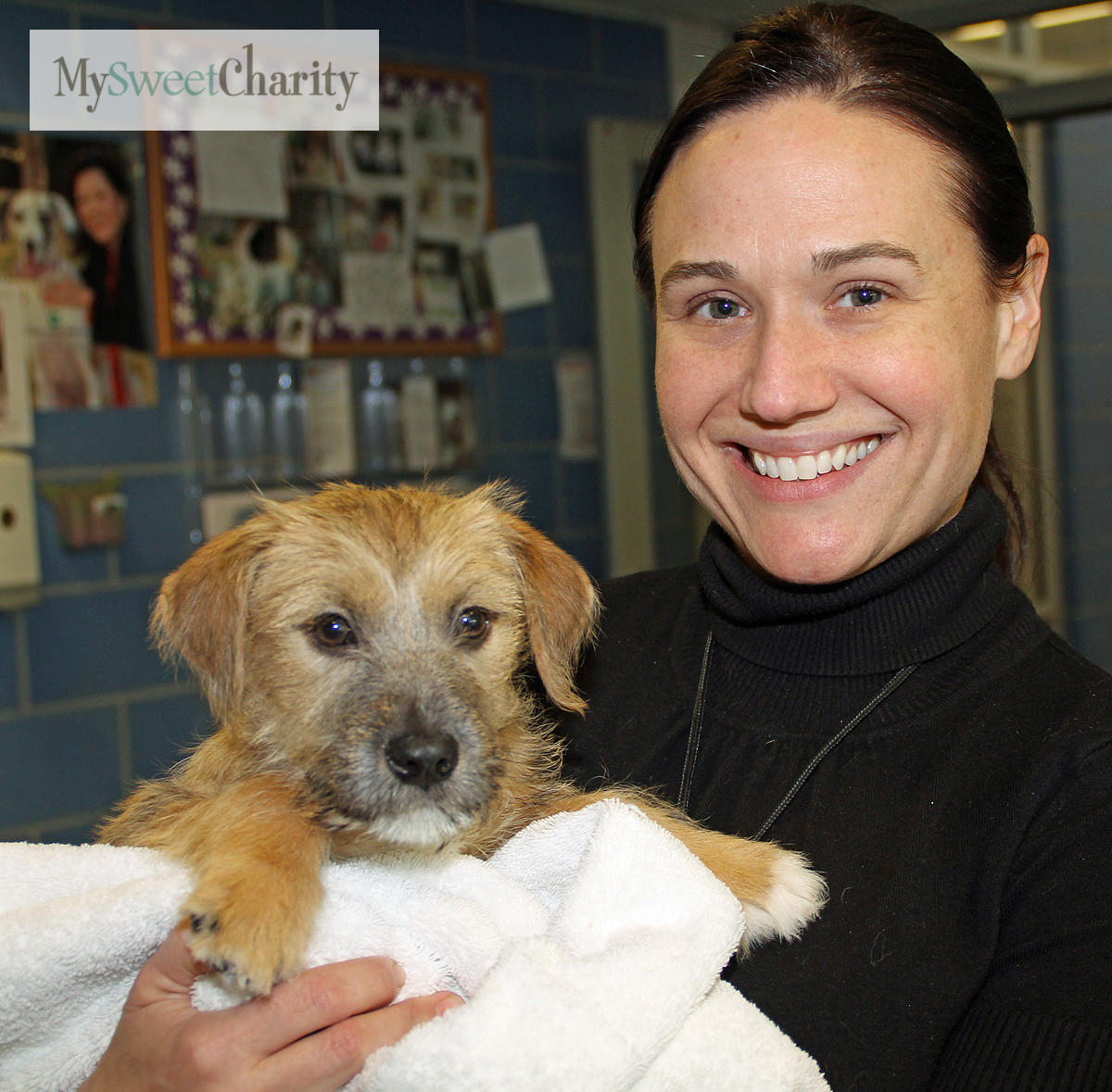 Duchess and Dr. Cate McManus (File photo)