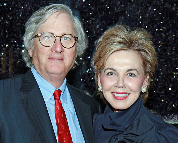 John and Pat Harloe**