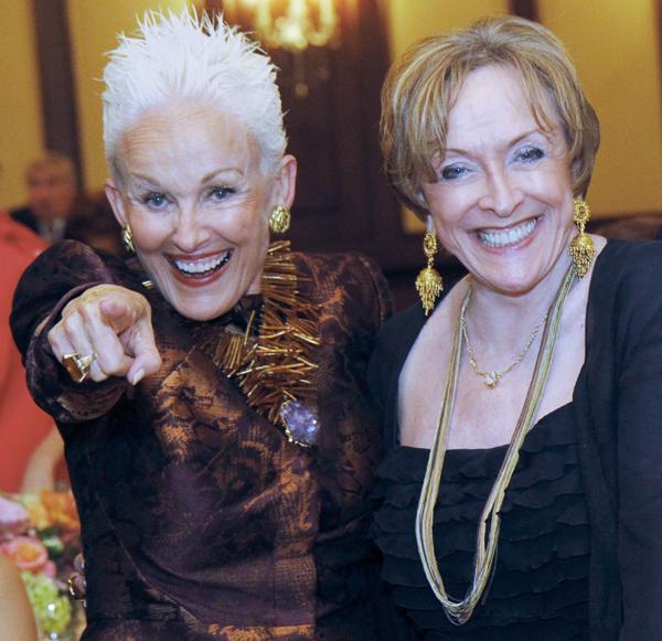 Barbara Daseke and Laree Hulshoff (File photo)