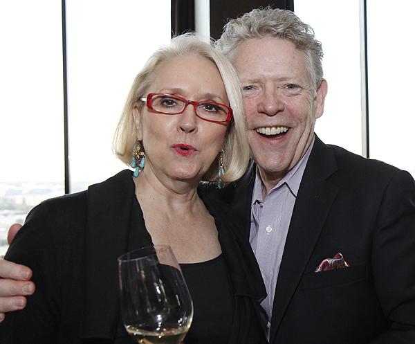 Vicki Briley-White and Jim White