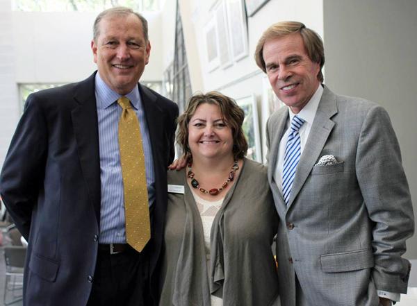 Robert Hall, Barb Reynolds and Scott Murray*