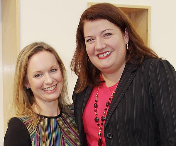 Tonya Meier and Kristine Schwope*