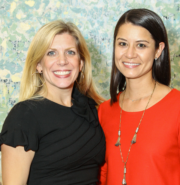 Courtney Westerburg and Claire Raggio***