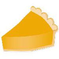 VNA Zero Calorie pie*
