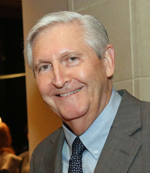 JUST IN: University Of Texas System Regents Named UT Southwestern Medical Center Tower After Dr. Kern Wildenthal