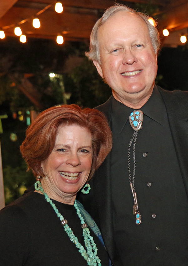 Anne and Terry Conner