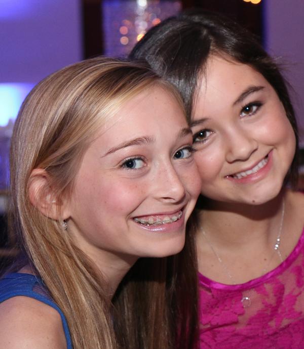 Kaitlyn Ballard and Sophie McGuire