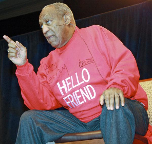 Bill Cosby (File photo)