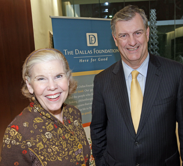 Mary Jalonick and Mike Rawlings**