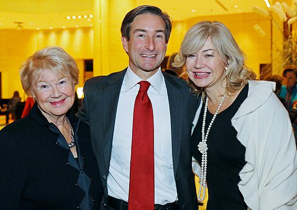 Nancy Ann Hunt and Chris and Ashlee Kleinert