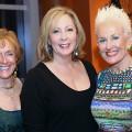 Laree Hulshoff, Barbara Buzzell and Barbara Daseke