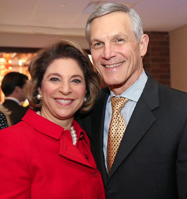 Lydia and Dan Novakov