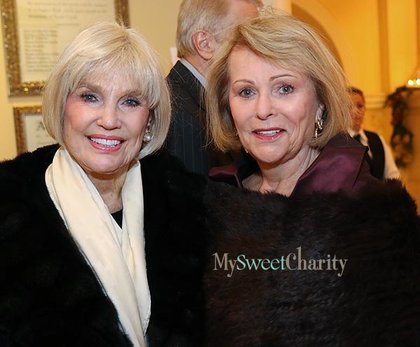 Sharon Galer and Ruth Wiederkehr