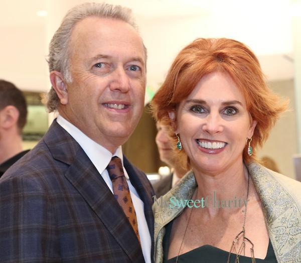 Bart and Jolie Humphrey